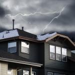 自然災害の種類と家屋の被害の受け方【雨樋・サイディング編】