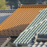 屋根は危険な状態にさらされています